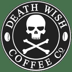 DEATH WISH COFFEE inverted logo